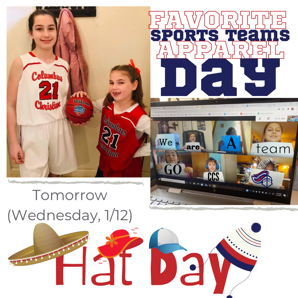 Sports and hat day